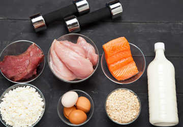 best foods for muscle gain