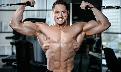 Best exercises for V shaped body