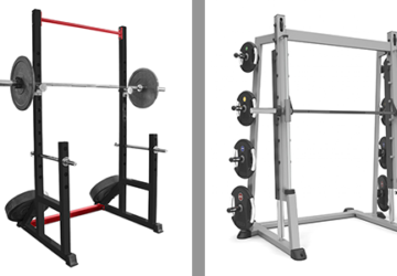 Squat Rack or Smith Machine