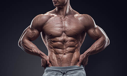 build muscle without gaining fat